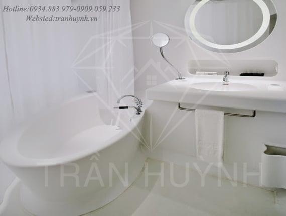 bồn tắm đá solid surface1