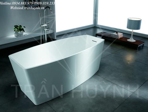 bồn tắm đá solid surface2