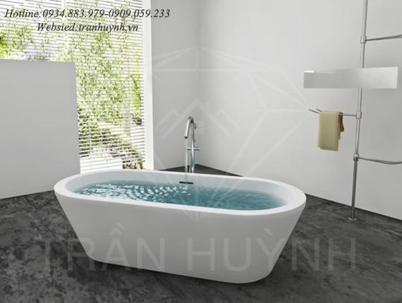 bồn tắm đá solid surface3