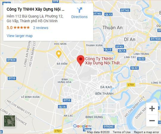Địa chỉ Nội Thất Trần Huỳnh